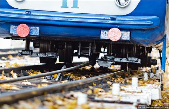 Kyiv cable railway, Ukraine, photo 9