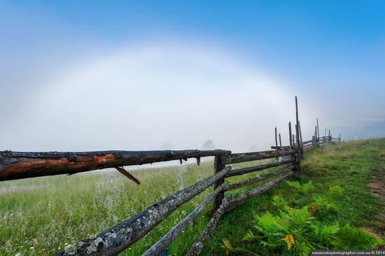Dzembronya mystical fog, the Ukrainian Carpathians, photo 6