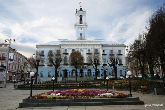 Chernivtsi Ukraine sights, photo 11