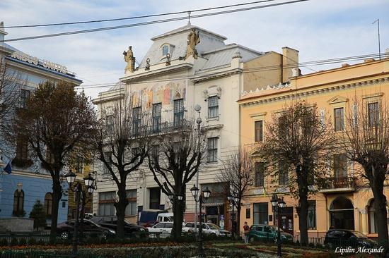 Chernivtsi Ukraine sights, photo 12