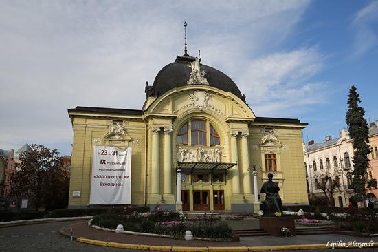 Chernivtsi Ukraine sights, photo 13