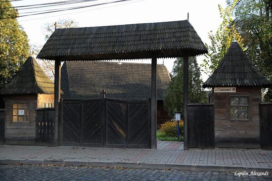 Chernivtsi Ukraine sights, photo 2