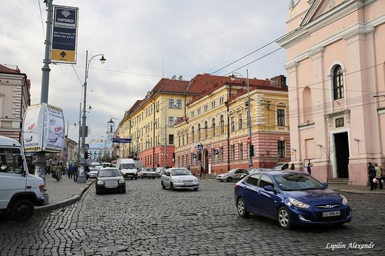 Chernivtsi Ukraine sights, photo 21