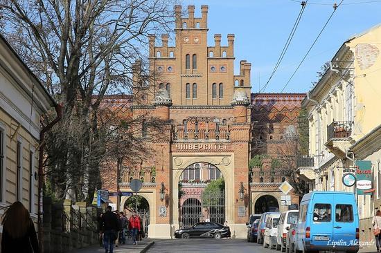 Chernivtsi Ukraine sights, photo 26