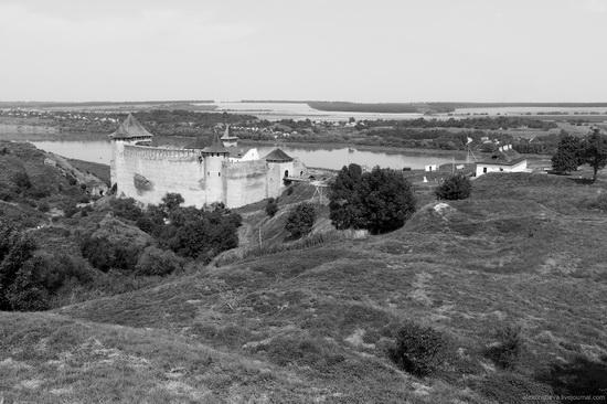 Khotyn fortress, Ukraine, photo 2