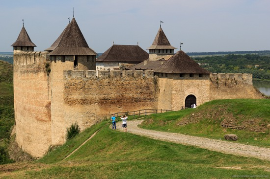 Khotyn fortress, Ukraine, photo 3