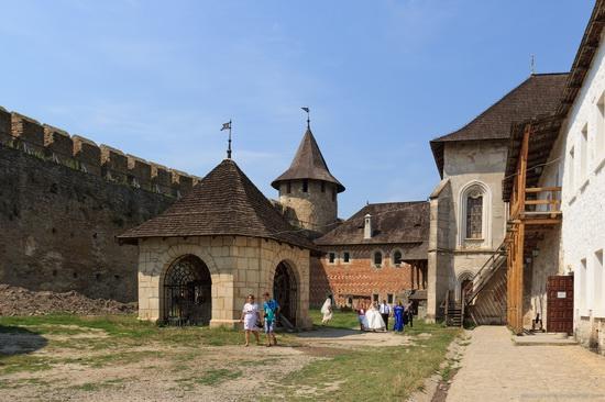 Khotyn fortress, Ukraine, photo 4