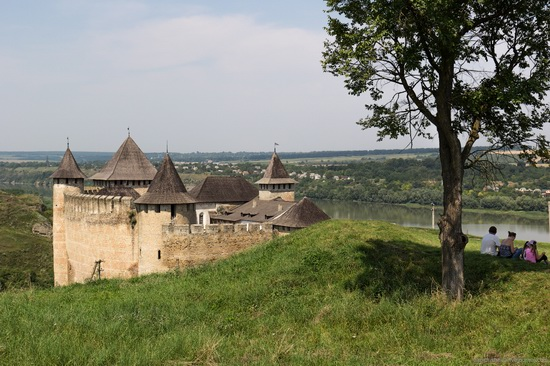 Khotyn fortress, Ukraine, photo 6
