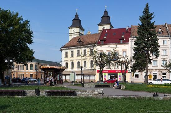 Ivano-Frankivsk city, Ukraine, photo 1