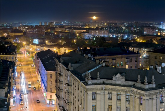 Kharkov city, Ukraine from above, photo 19