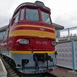 The Railway Museum in Kyiv