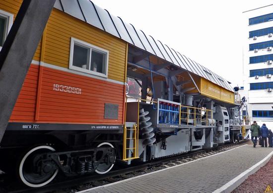 The Railway Museum in Kyiv, Ukraine, photo 10
