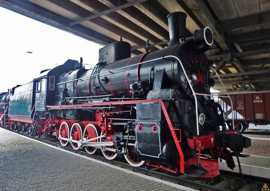 The Railway Museum in Kyiv, Ukraine, photo 12