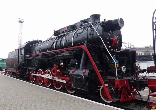 The Railway Museum in Kyiv, Ukraine, photo 13
