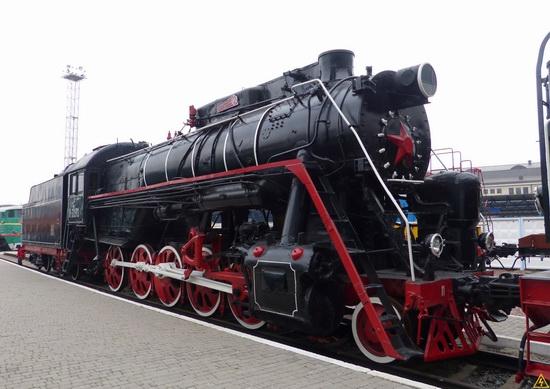 The Railway Museum in Kyiv, Ukraine, photo 13