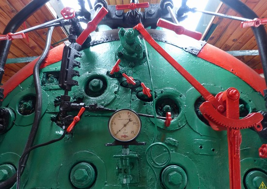 The Railway Museum in Kyiv, Ukraine, photo 15