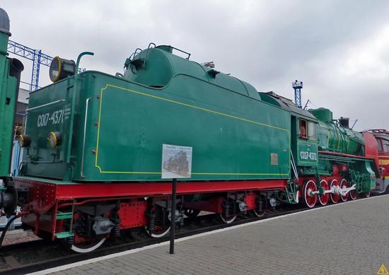 The Railway Museum in Kyiv, Ukraine, photo 16