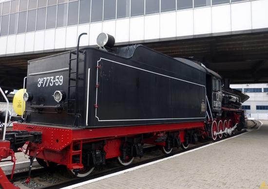 The Railway Museum in Kyiv, Ukraine, photo 17
