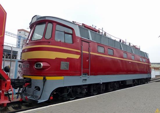The Railway Museum in Kyiv, Ukraine, photo 2