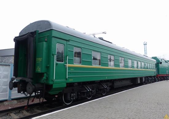 The Railway Museum in Kyiv, Ukraine, photo 21