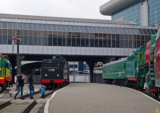 The Railway Museum in Kyiv, Ukraine, photo 24