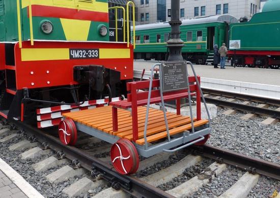 The Railway Museum in Kyiv, Ukraine, photo 5