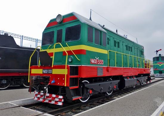 The Railway Museum in Kyiv, Ukraine, photo 7