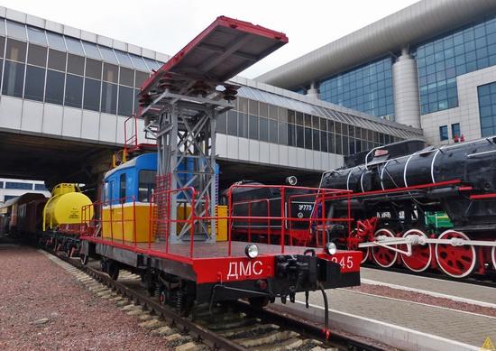 The Railway Museum in Kyiv, Ukraine, photo 8