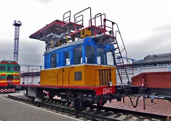 The Railway Museum in Kyiv, Ukraine, photo 9