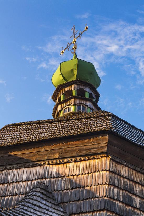 St. Michael church, Komarno, Ukraine, photo 4