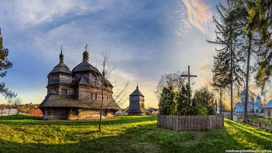 St. Michael church, Komarno, Ukraine, photo 6