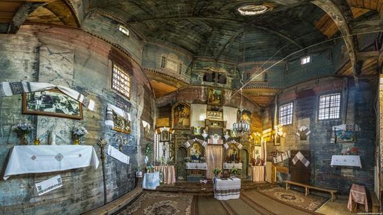St. Michael church, Komarno, Ukraine, photo 7