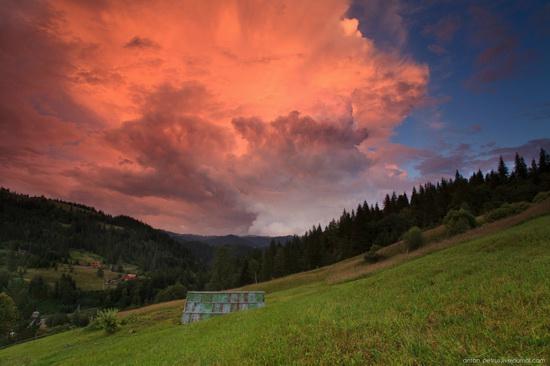 Summer evenings in the Ukrainian Carpathians, photo 5