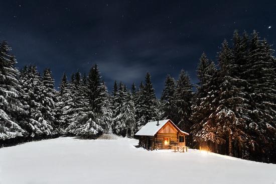 Winter in the Ukrainian Carpathians, photo 10