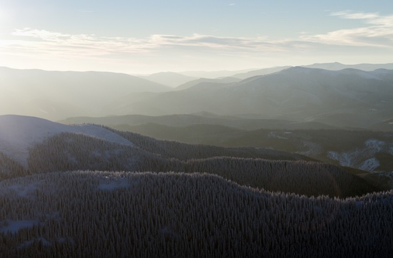 Winter in the Ukrainian Carpathians, photo 8