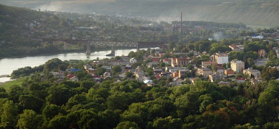 Zalishchyky resort town, Ternopil region, Ukraine, photo 3