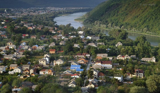 Zalishchyky resort town, Ternopil region, Ukraine, photo 4