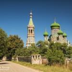 The Assumption Cathedral in Bila Krynytsya village