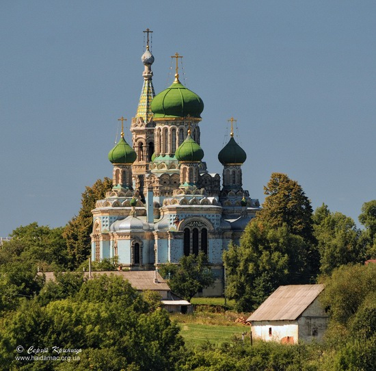 The Assumption Cathedral in Bila Krynytsya, Ukraine, photo 12