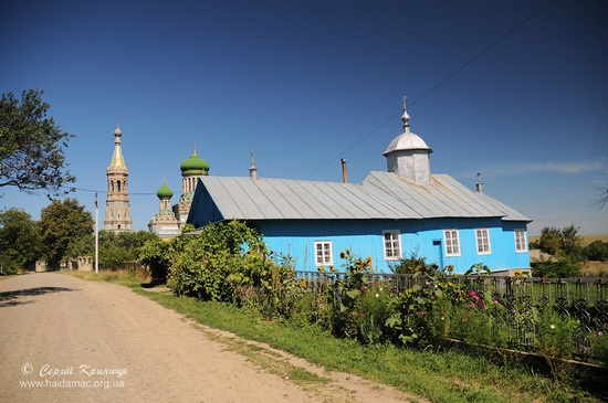 The Assumption Cathedral in Bila Krynytsya, Ukraine, photo 13