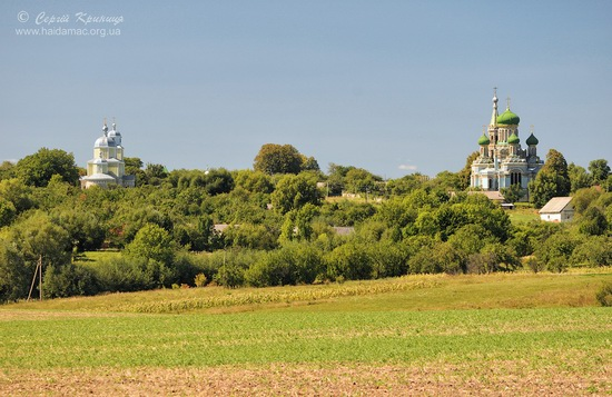 The Assumption Cathedral in Bila Krynytsya, Ukraine, photo 2