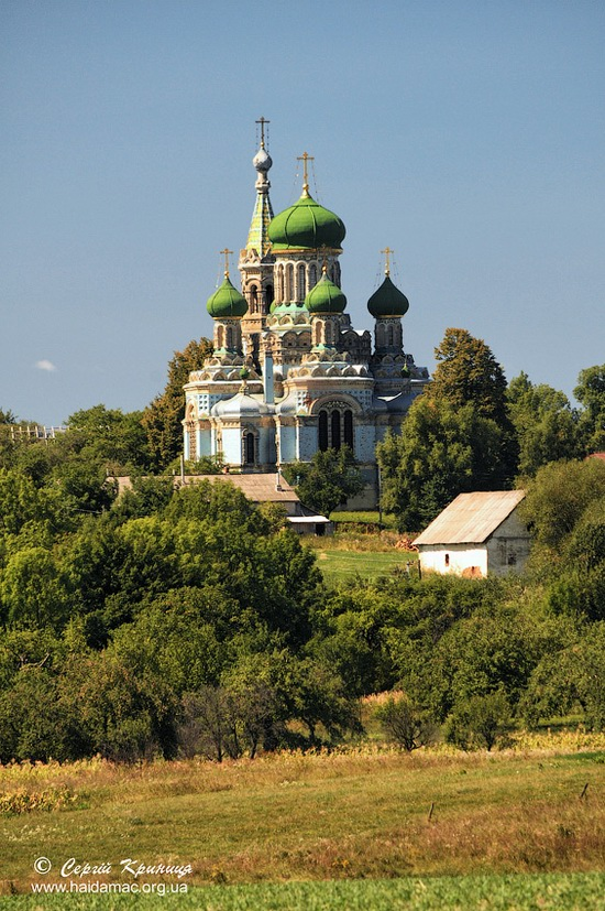 The Assumption Cathedral in Bila Krynytsya, Ukraine, photo 3