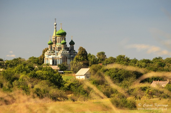 The Assumption Cathedral in Bila Krynytsya, Ukraine, photo 4