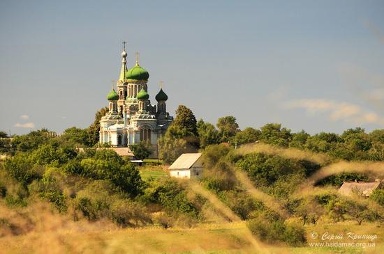 The Assumption Cathedral in Bila Krynytsya, Ukraine, photo 4