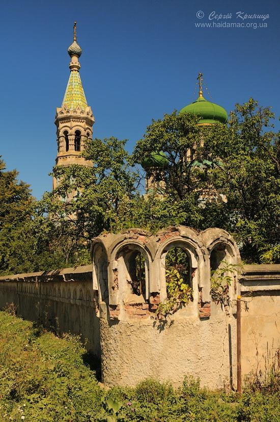 The Assumption Cathedral in Bila Krynytsya, Ukraine, photo 5