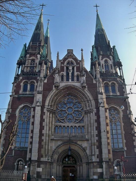 The Church of Sts. Olha and Elizabeth, Lviv, Ukraine, photo 11