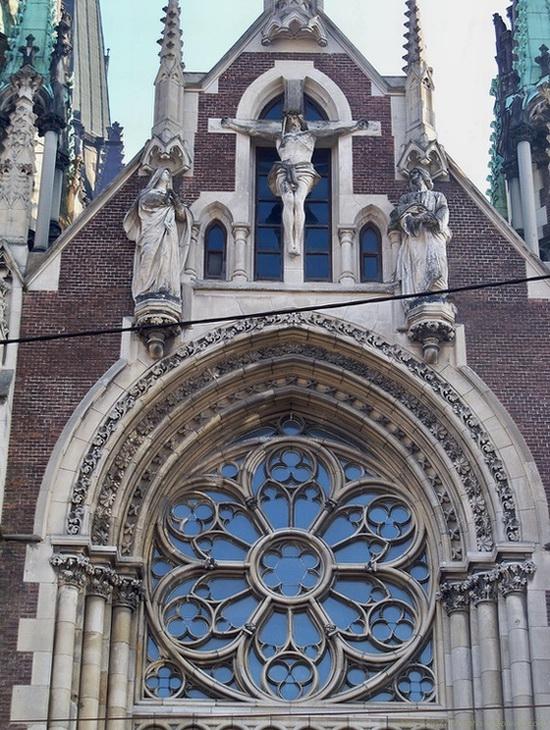 The Church of Sts. Olha and Elizabeth, Lviv, Ukraine, photo 12