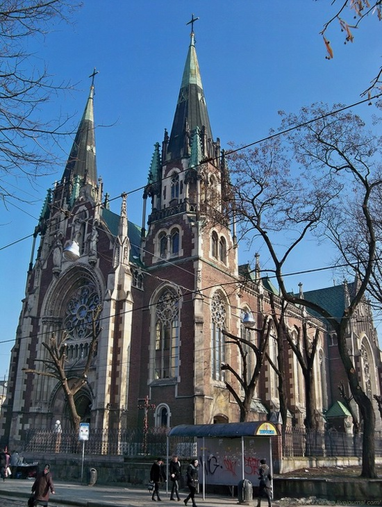 The Church of Sts. Olha and Elizabeth, Lviv, Ukraine, photo 13