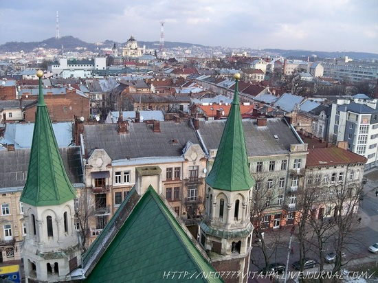 The Church of Sts. Olha and Elizabeth, Lviv, Ukraine, photo 14