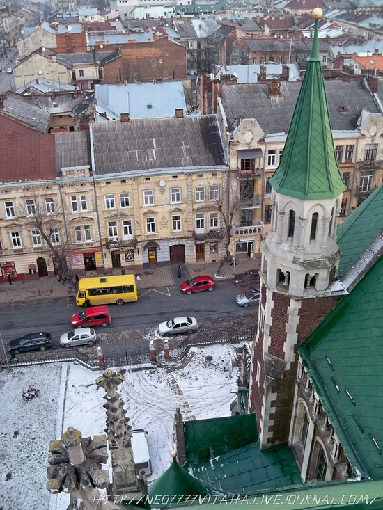 The Church of Sts. Olha and Elizabeth, Lviv, Ukraine, photo 16